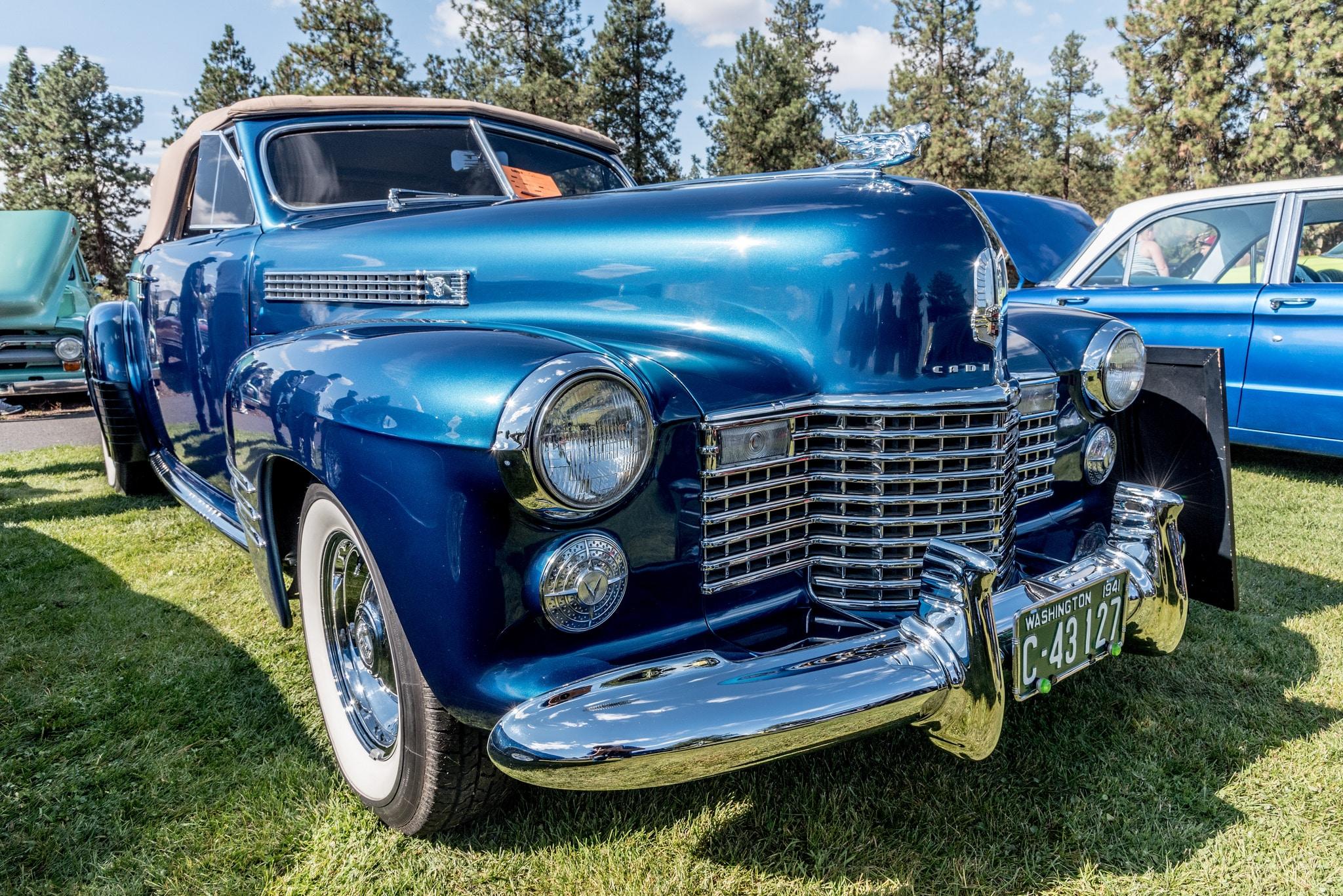 Valleyfest Car Show - Spokane Valley