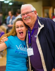 Volunteer at Valleyfest