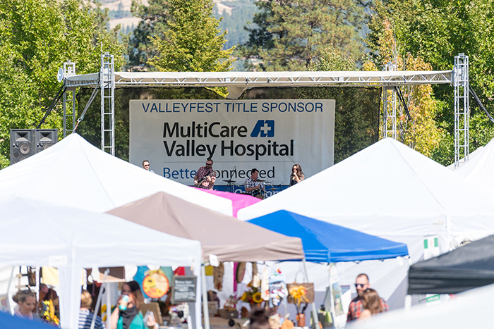 Valleyfest Sponsorship